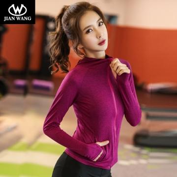 女士瑜伽套装JW8831