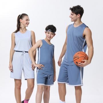 篮球服定制案例